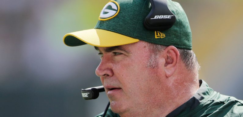 Mike McCarthy returned for final address to Packers players days after firing