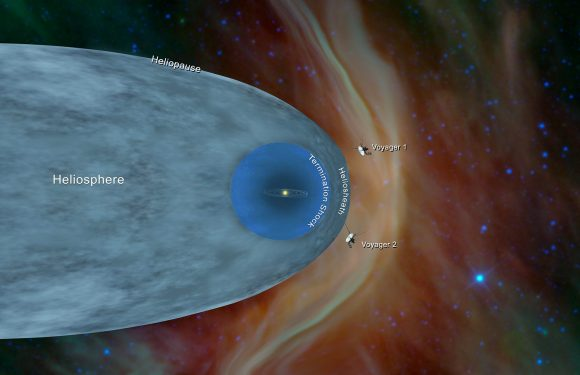 NASA Voyager 2 enters interstellar space, could become 'the only trace of human civilization'