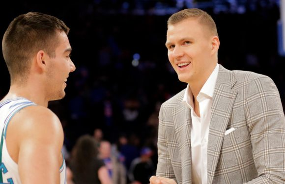 Knicks Update: Kristaps Porzingis Will Not Be Back Until February, at the Earliest