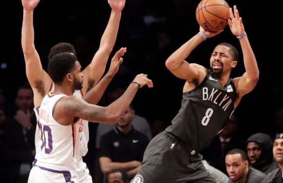 In Beating the Suns, the Nets Give No Rest to the Weary