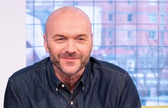 Sunday Brunch's Simon Rimmer suffers awkward clash with Strictly winner