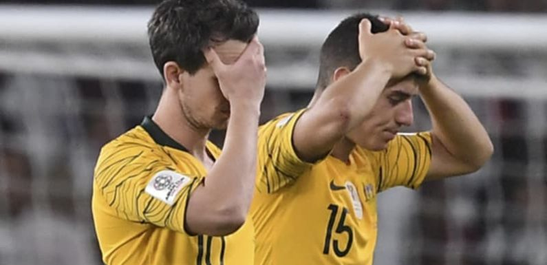 Socceroos scoring woes unlikely to end until players get more games