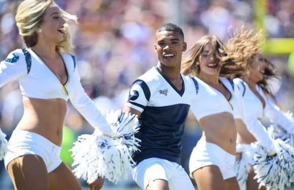 Male Cheerleaders Are Going to Perform at the Super Bowl For the First Time in NFL History