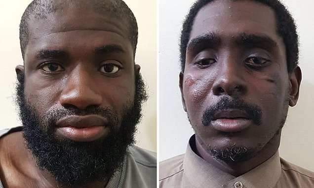 Two Americans who fled the US to fight for ISIS have been captured