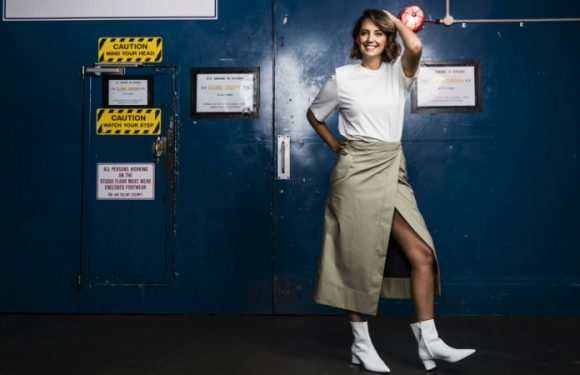 Brooke Boney on being commercial breakfast TV's first Indigenous star