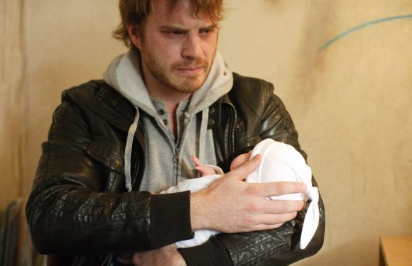 EastEnders Sean Slater actor Rob Kazinsky is returning to Walford but why was he suspended and what was the sex scandal?