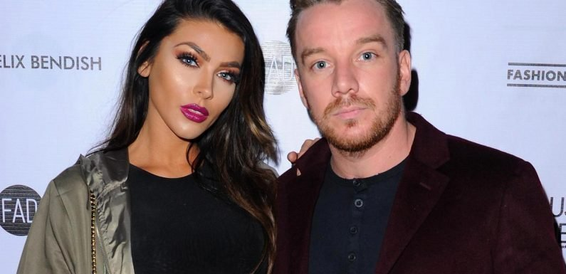 Jamie O'Hara splits from model fiancee Elizabeth Jayne Tierney as he posts messages about leaving 'negative' people who 'tear you down'
