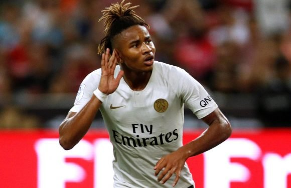 Arsenal open talks with PSG's Christopher Nkunku to replace Aaron Ramsey