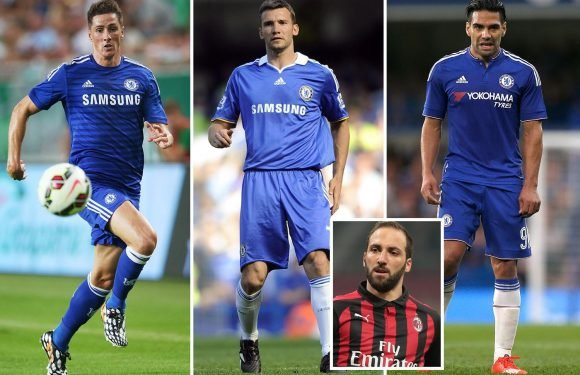 After Andriy Shevchenko, Fernando Torres and Radamel Falcao… what could go wrong with Gonzalo Higuain at Chelsea?