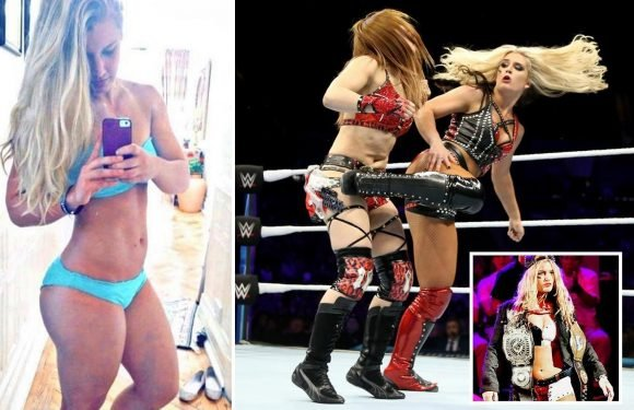 Paige shows her support for Toni Storm after leaked nude photos are shared online