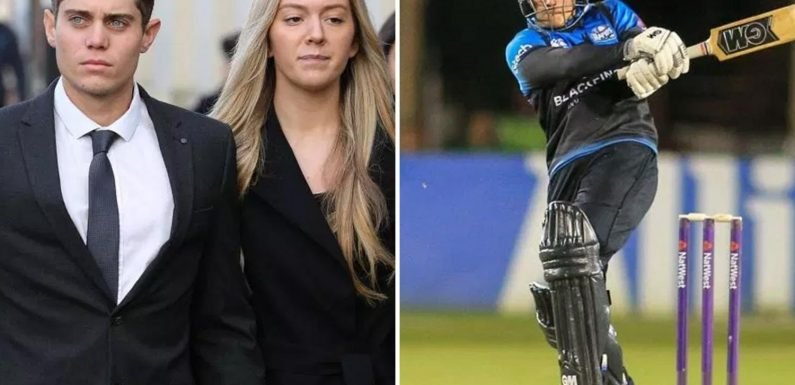 'WhatsApp sex group' cricketer walks free as rape jury fail to reach verdict after Alex Hepburn accused of raping sleeping woman