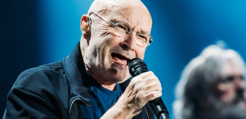 Phil Collins review: Veteran sitting pretty against all odds