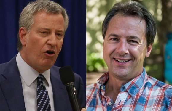 De Blasio slams Montana governor for not telling him about fired aide's past