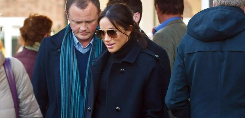 Meghan Markle Slipped Into a Pair of Jeans, and Now We Have Our New Favorite Outfit