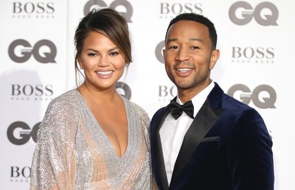 What Chrissy Teigen and John Legend usually fight about