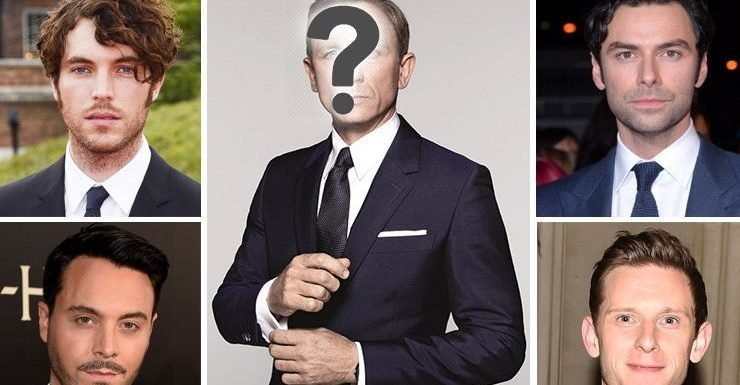 Who will be the next James Bond? Latest odds on Tom Hiddleston, James Norton, Idris Elba and Tom Hardy