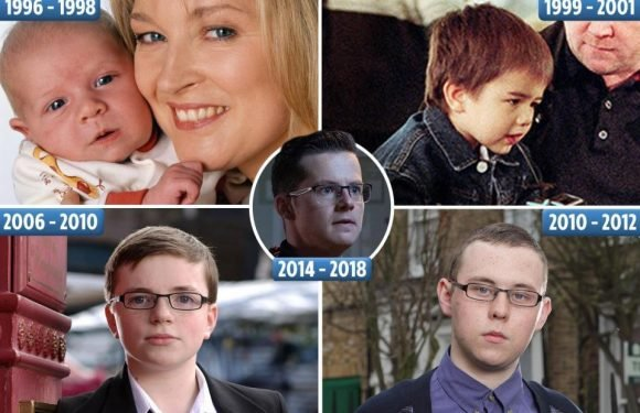 Eastenders Ben Mitchell returns – but where are the FIVE previous actors who played him now?