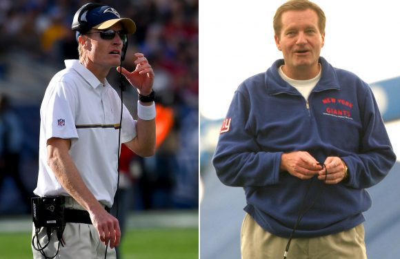 Jim Fassel gets choked up watching son go to Super Bowl