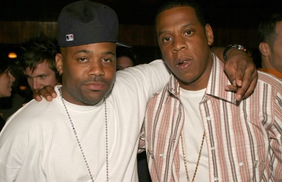 Dame Dash admits to looking the other way when Jay-Z worked with R. Kelly