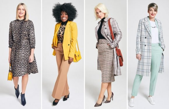 Our fashion team get some serious Next office-wear inspiration with four stylish looks for less