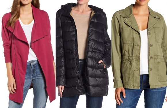 Nordstrom Rack Is Selling Seriously-Discounted Designer Jackets Right Now