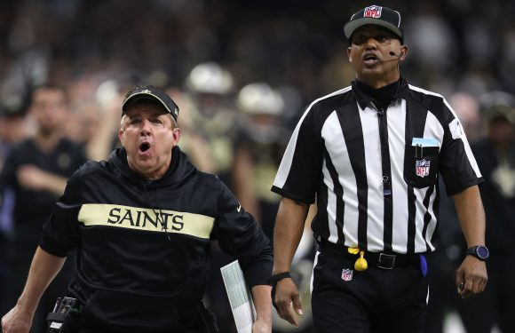 The NFL enabled refs to rob the Saints of a Super Bowl berth