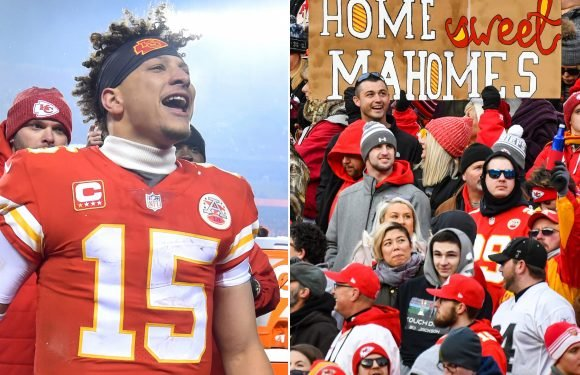 Behind the Patrick Mahomes craze that has taken over Kansas City