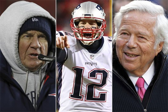 It is hard to stop hating the Patriots — even if you try
