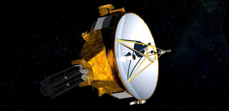 NASA's New Horizons set to ring in new year with fly-by past icyplanetary object