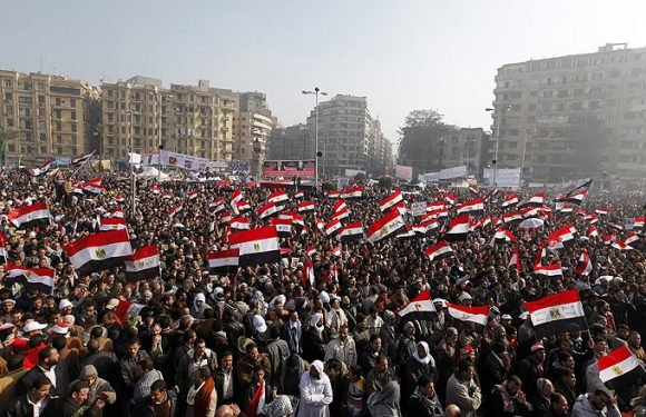 Egypt marks seventh anniversary of Arab Spring uprising