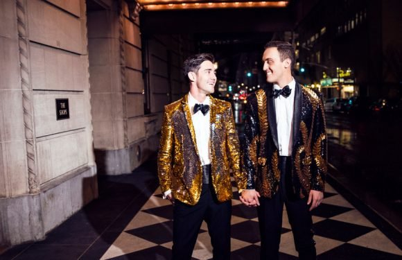 Real Wedding-Day Looks From Our Couples
