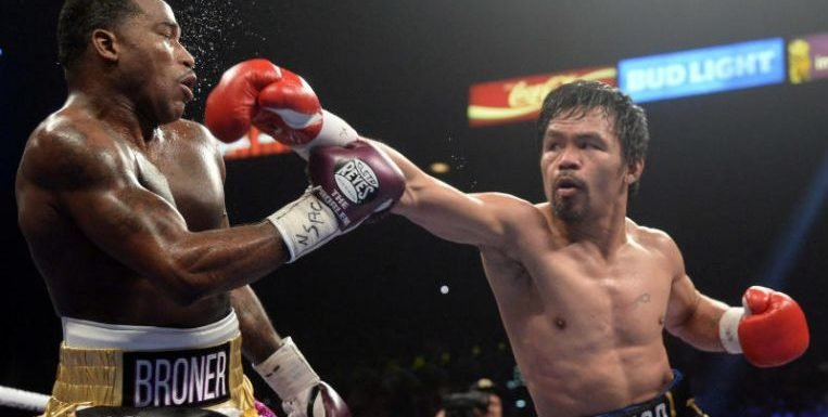 Boxing: Manny Pacquiao wants rematch with Floyd Mayweather after retaining WBA welterweight title