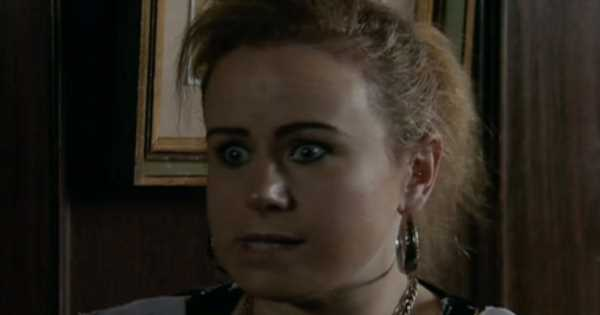 Corrie's Gemma gets dirty in the cellar – but fans were shocked for one reason