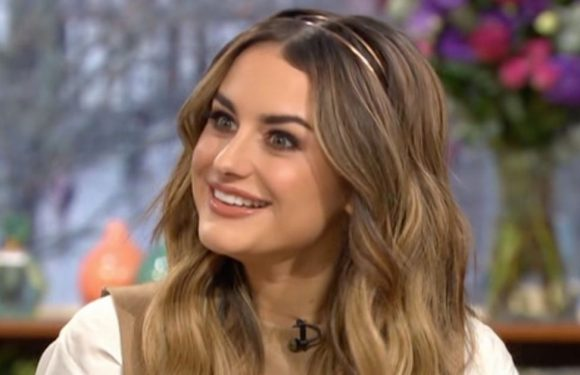 Eamonn Holmes accused of 'drinking' by Ruth as he 'flirts' with Amber Davies