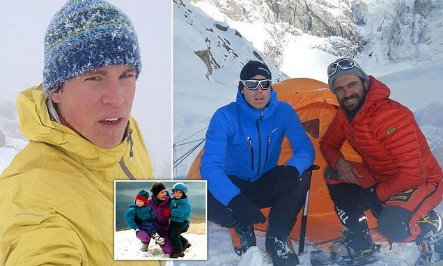 Pakistan military choppers search for missing British climber