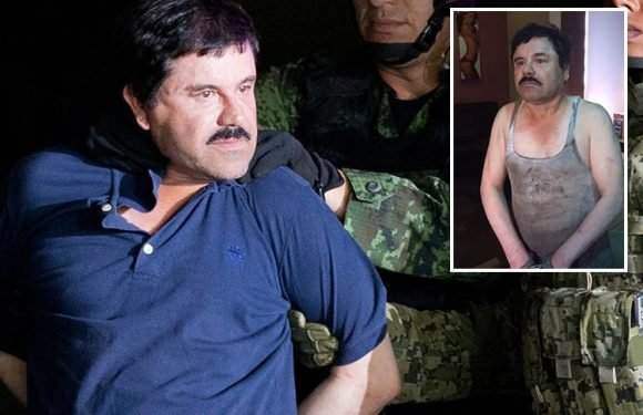 Who is Joaquin 'El Chapo' Guzman and what's his net worth? Mexican drug lord behind the Sinaloa cartel who's on trial