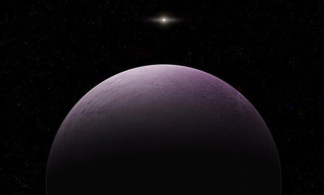 Most distant object in the solar system is spotted by scientists