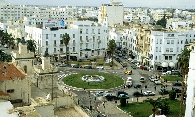 Tunisian 'jailed under anti-gay laws after saying he had been raped'