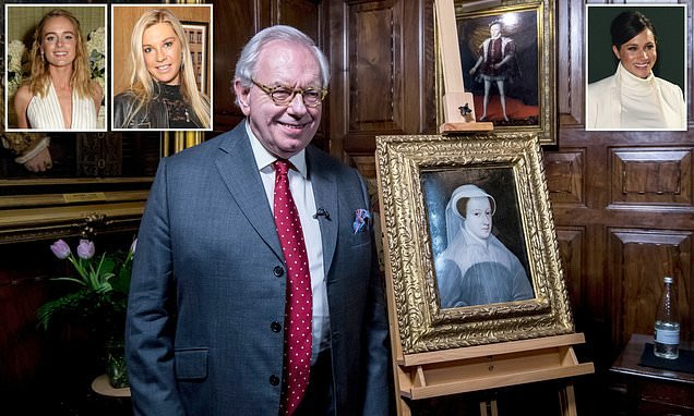 David Starkey praises Meghan and brand's Harry's exes 'Eurotrash'