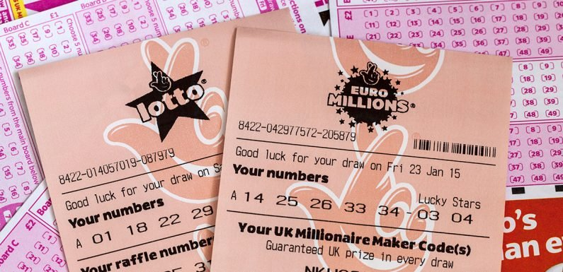 National Lottery EuroMillions results: Winning numbers for Tuesday February 19 £153million jackpot