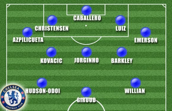 Chelsea line up for Malmo as Sarri balances Carabao Cup planning with saving his job