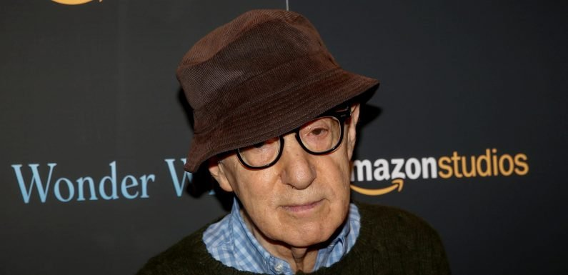 Why is Woody Allen suing Amazon and why did they drop A Rainy Day in New York?
