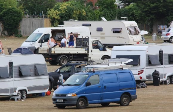 Travellers could be jailed for setting up unauthorised camps under new plans from Home Secretary Sajid Javid