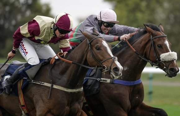 Best horse racing tips for today's action at Huntingdon, Doncaster, Ffos Las and Chelmsford from Tom Bull