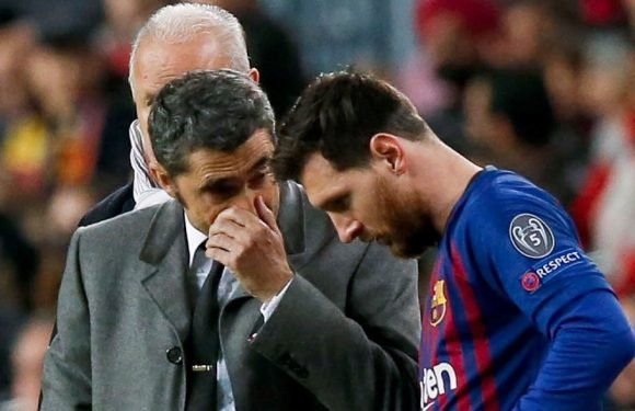 Valverde agrees Barcelona contract extension as reward for topping La Liga ahead of Real Madrid and Atletico