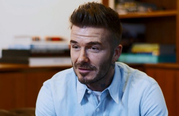 David Beckham to attend Salford vs Dover clash after joining Class of '92 as co-owner of non-league side