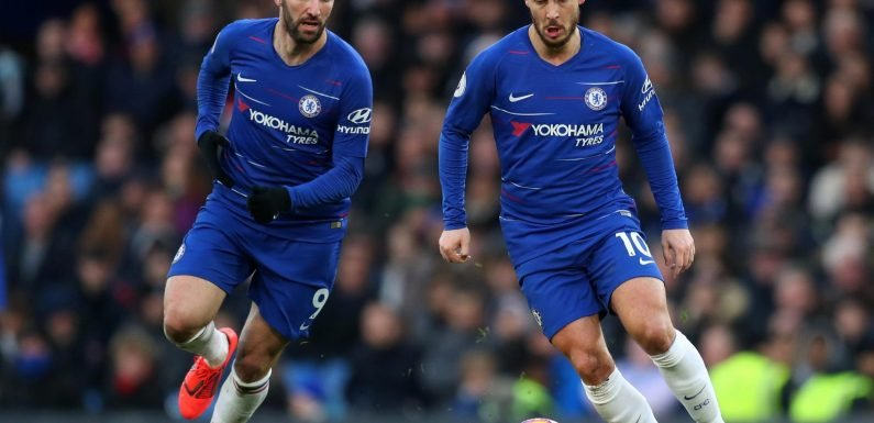 Hazard lauds 'unbelievable' Higuain and claims Chelsea can 'beat everyone' after Argentinian striker's transfer