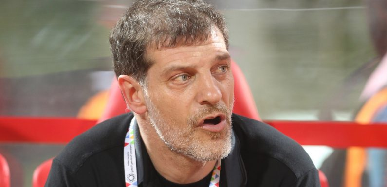 Ex-West Ham boss Slaven Bilic sacked by Saudi Arabian side Al-Ittihad after nightmare season
