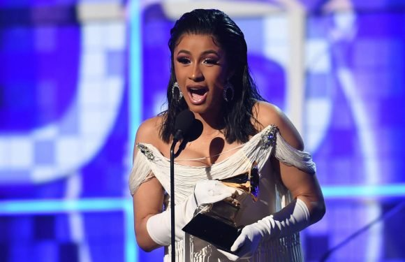Who is Cardi B, what's her feud with Nicki Minaj, and what did she win at the Grammys 2019?