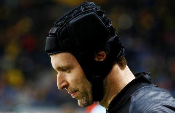 Cech blasts Arsenal as he astonishingly admits they wouldn't have scored vs BATE Borisov if they played 'for hours'
